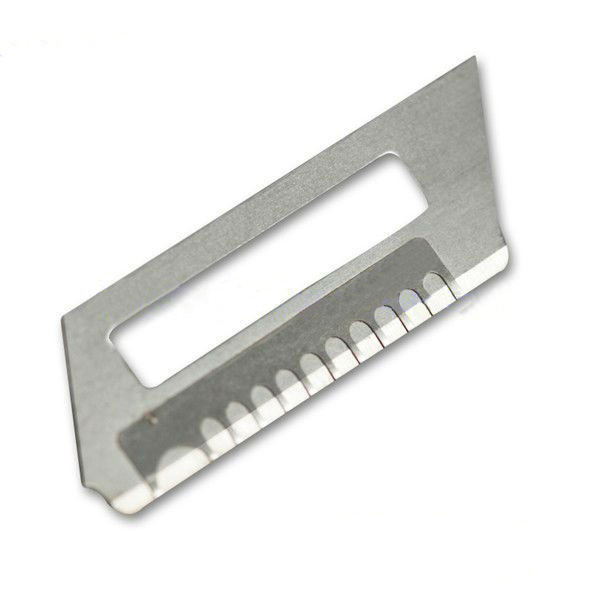 Stainless Steel Razor Blade, OEM Order Are Accepted
