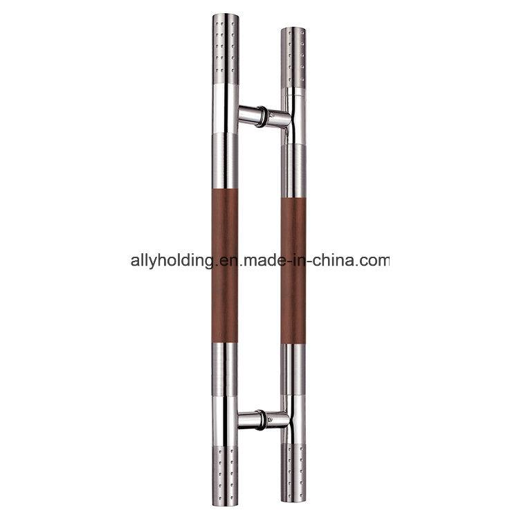 China Brass Door Handle Hss 017 Glass Door Pull Handle Photos