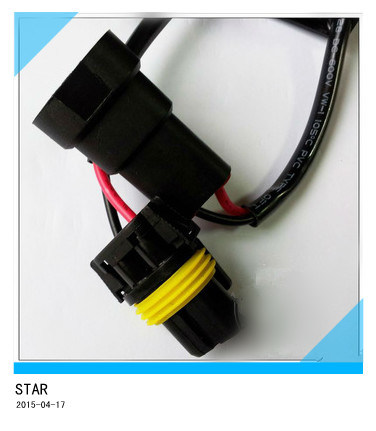 China H1/H3/H8/H11/Hb3/Hb4/9005/9006/H13 HID Wiring Harness ... on