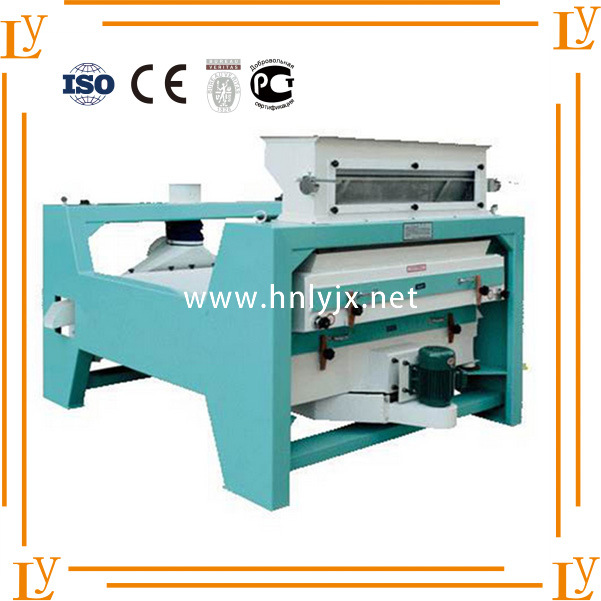 Beans Corn Cleaning Machine Plane Rotary Sieve