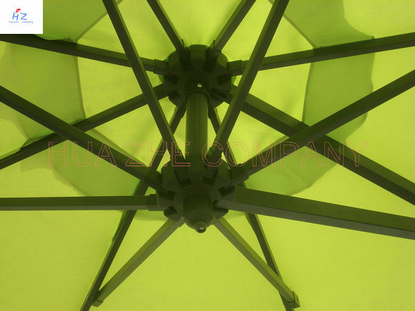 Hz-Um70 10ft Banana Umbrella Garden Umbrella Parasol Outdoor Umbrella pictures & photos