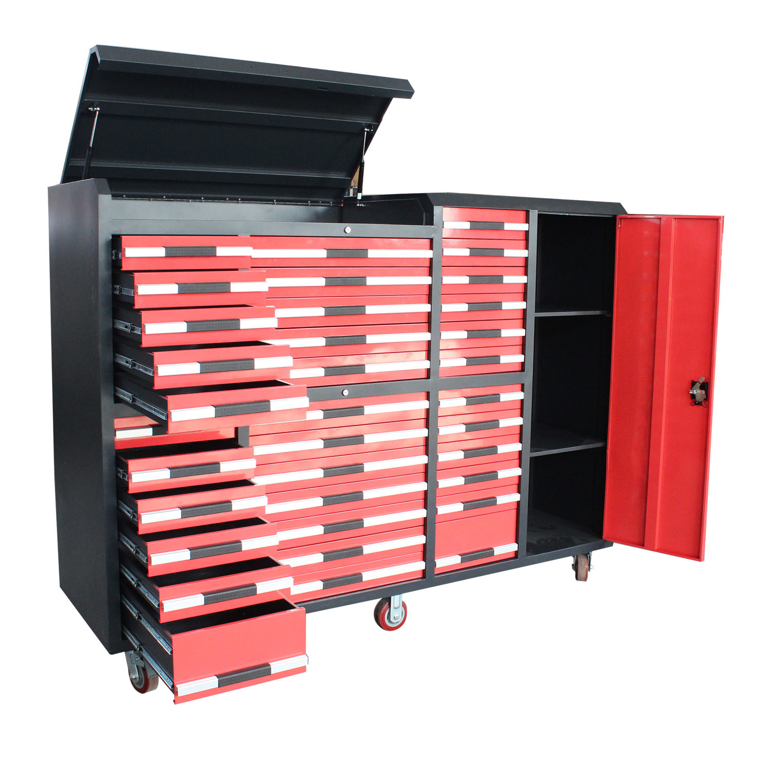 China Heavy Duty Workshop Tool Chest With Wheels And Drawers   China Tool  Work Benche, Tool Cabinets
