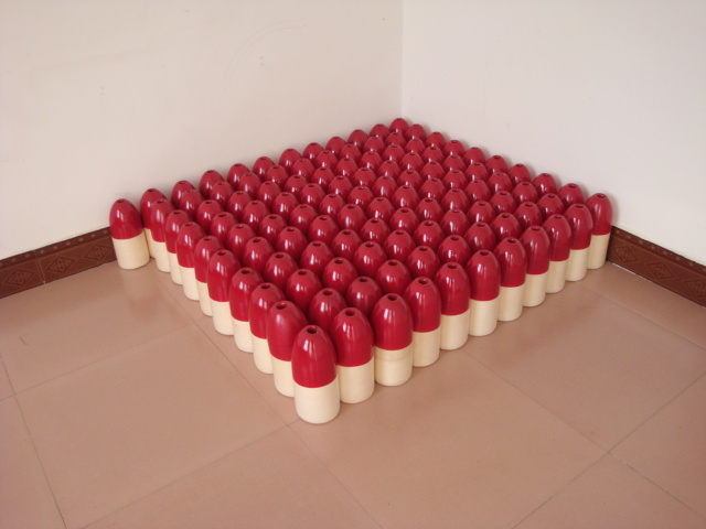 High Quality PVC Bullet Float (HYB-614) pictures & photos