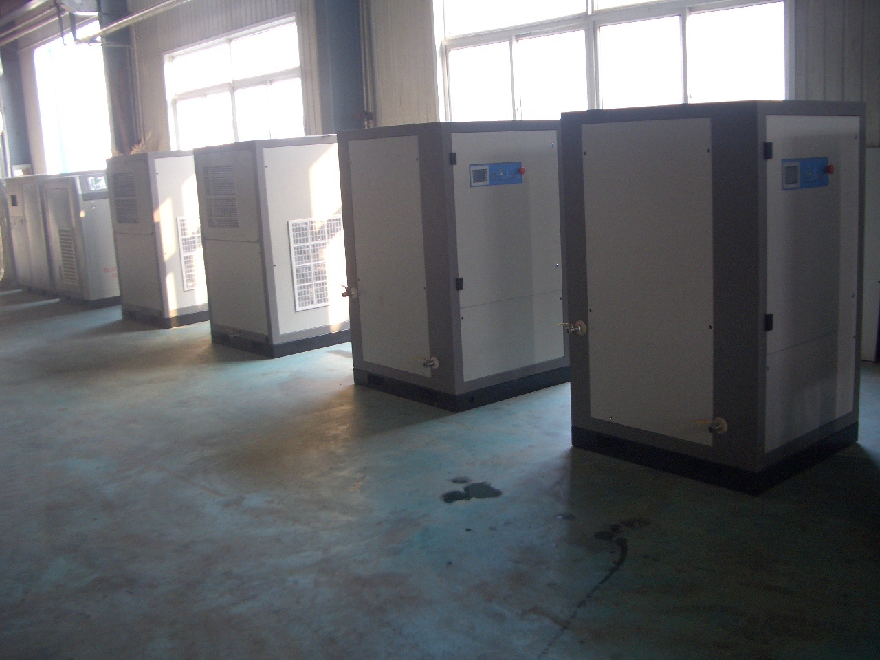 Low Dew Value Combined Type Compressed Air Dryer (TKZW(R)-1)