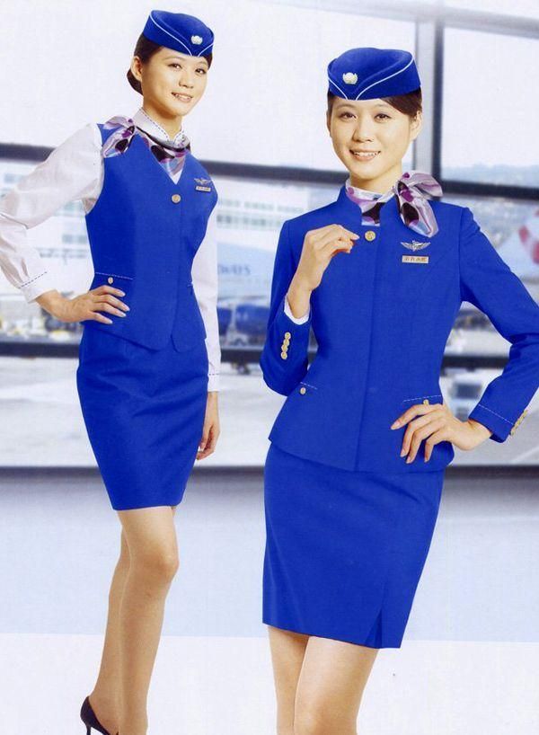 Airline Auto Parts >> China Airline Stewardess Uniform - China Uniform, Airline Uniform