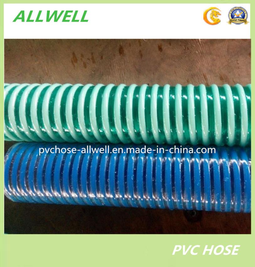 China PVC Plastic Flexible Spiral Reinforced Spring Water Hose Pipe - China Spring Hose Water Hose & China PVC Plastic Flexible Spiral Reinforced Spring Water Hose Pipe ...