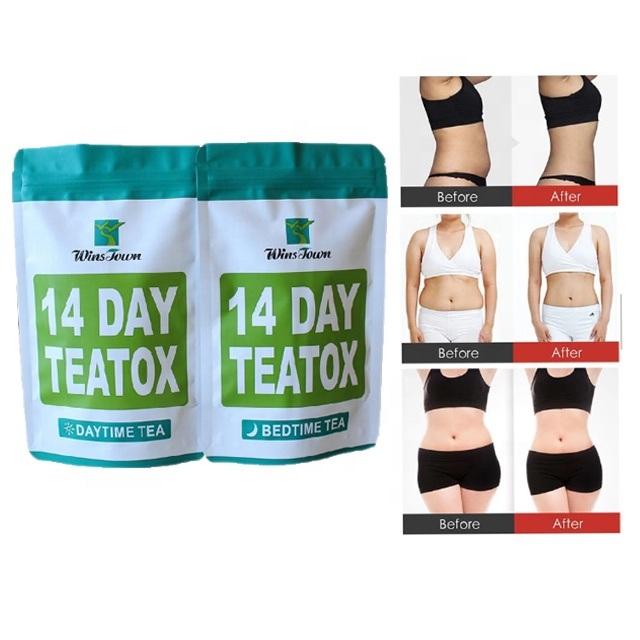 slimming teatox