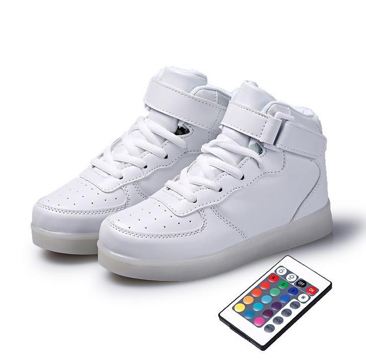APP Controlled, Remote LED Shoes, Light