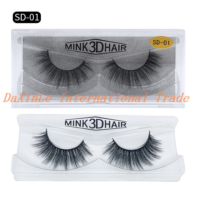 9f1c8936a22 China Wholesale Cruelty Free Vegan Faux Mink Eyelashes 3D 4D 5D Mink Lashes  - China Eyelash, Mink Lash