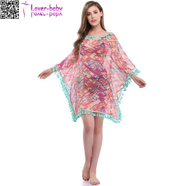 China 2017 Sexy Women Transparent Party Beach Wear Dress Ty1027 ...