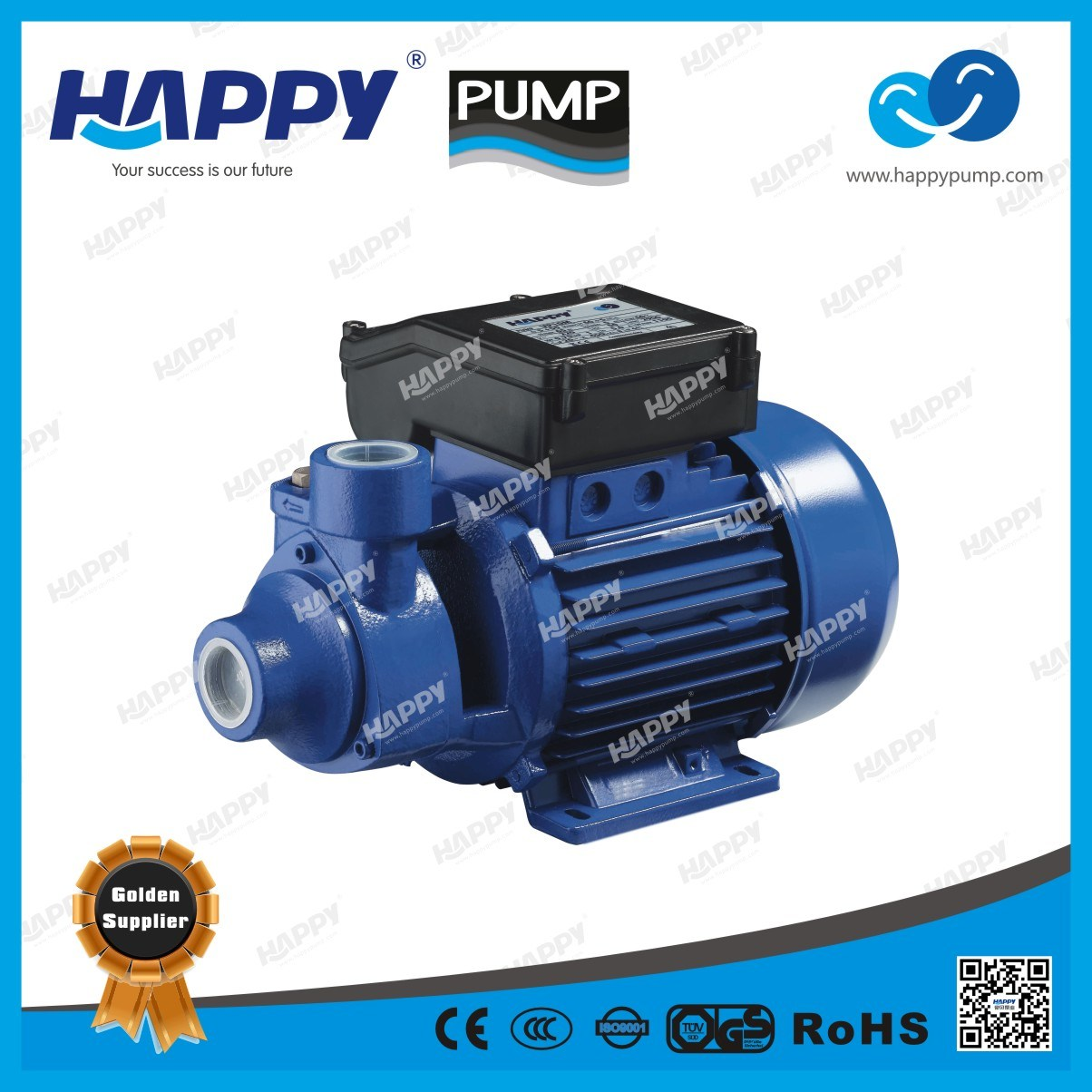Vortex Electric Water Pump (VP)