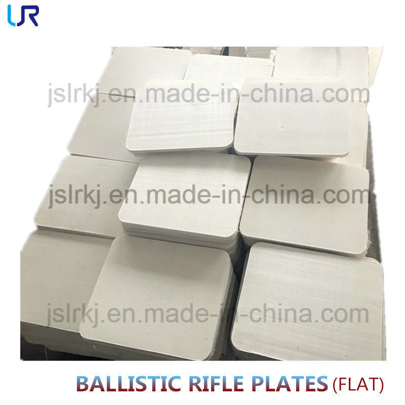 Factory Price Flat / Curved Ballistic Bulletproof Armor Plates pictures & photos