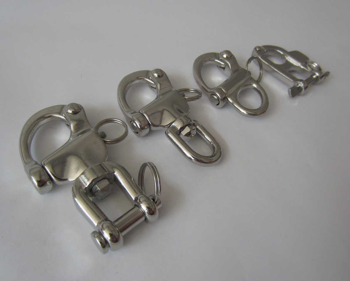 Stainless Steel Fixed Snap Shackle pictures & photos