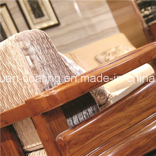 Huaxuan PU Air Clean Excellent Fullness Wear Resisting Matte Clear Top Coat Wooden Furniture Paint
