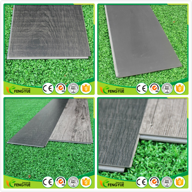 4.0mm, 5.0mm Unilin Click PVC Flooring pictures & photos