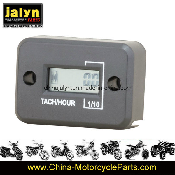 [Hot Item] Jalyn Parts Inductive Hour Meter Fit for Motorcycle / ATV / Pit  Bike