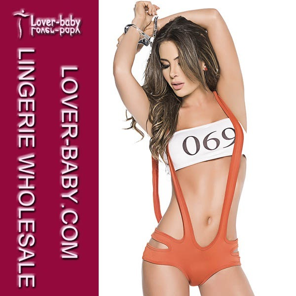 Prisoner Adult Halloween Sexy Costume (L15365) pictures & photos
