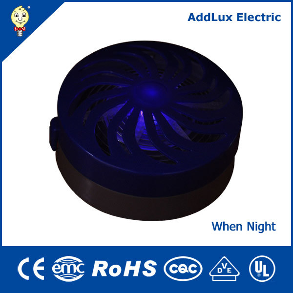 Solar LED Purple Mosquito Killer