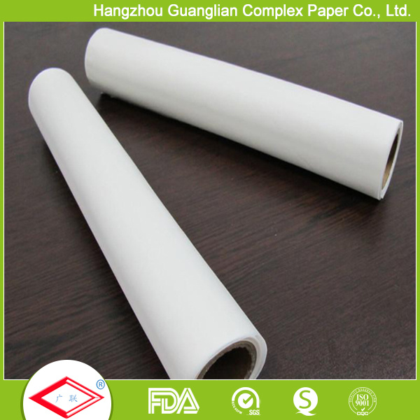 Silicone Coated Oven Safe Non-Stick Parchment Paper for Bakery pictures & photos