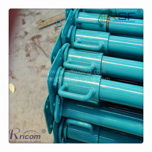 Scaffolding Steel Props Handle Nuts pictures & photos