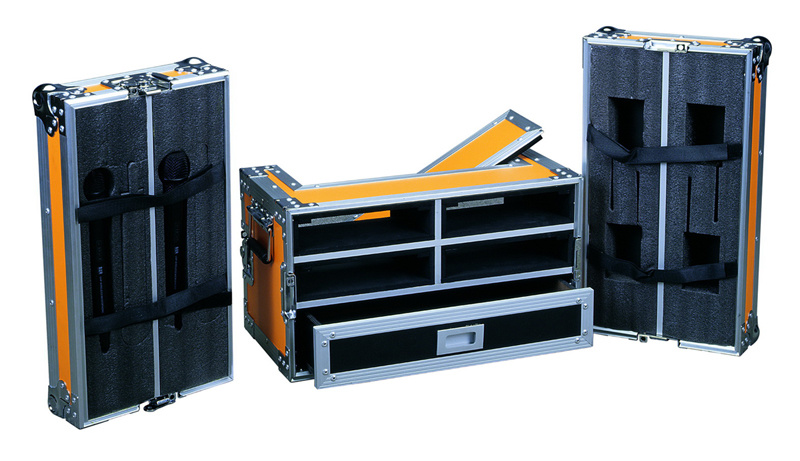 DJ Flight Cases, Portable DJ Road Case