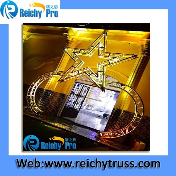 Project Truss Aluminum Lighting Truss Stage Truss Aluminum Truss