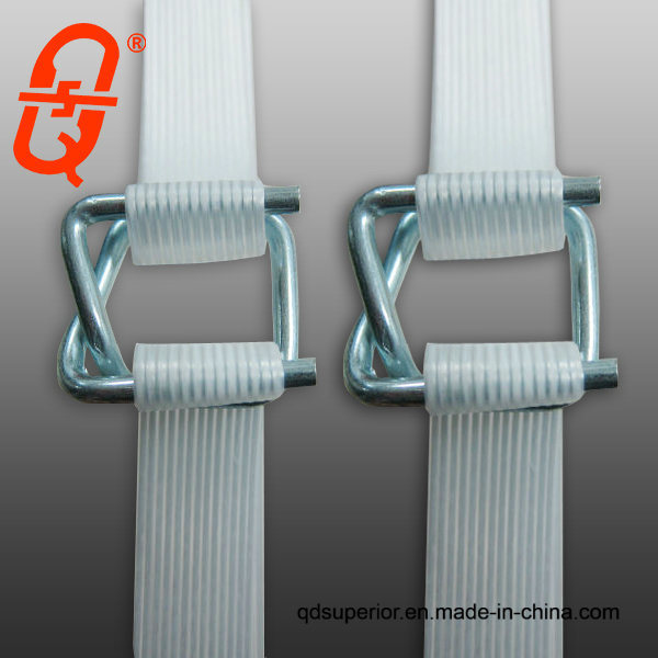 China Polyester Composite Strap/Composite Strapping with Buckles ...
