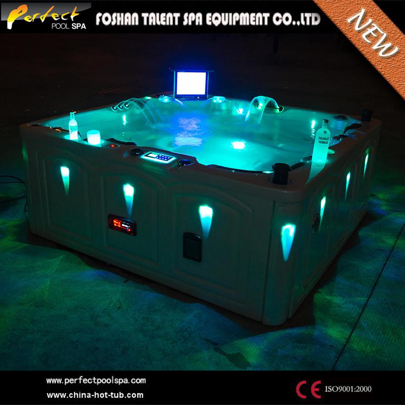 Funky Hot Tub Lights Gift - Bathtub Ideas - dilata.info