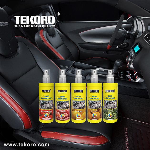 Car Interior Polish