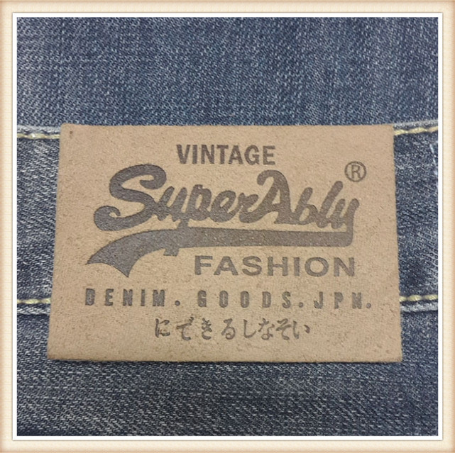 leather patch for jeans