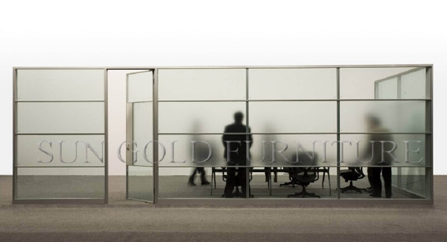 used office room dividers. Modern Cheap Glass Barrier Low Used Office Room Dividers (SZ-WS595)