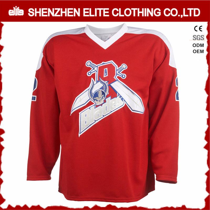 China Custom Reversible Team Canada Cheap Ice Hockey Jerseys China