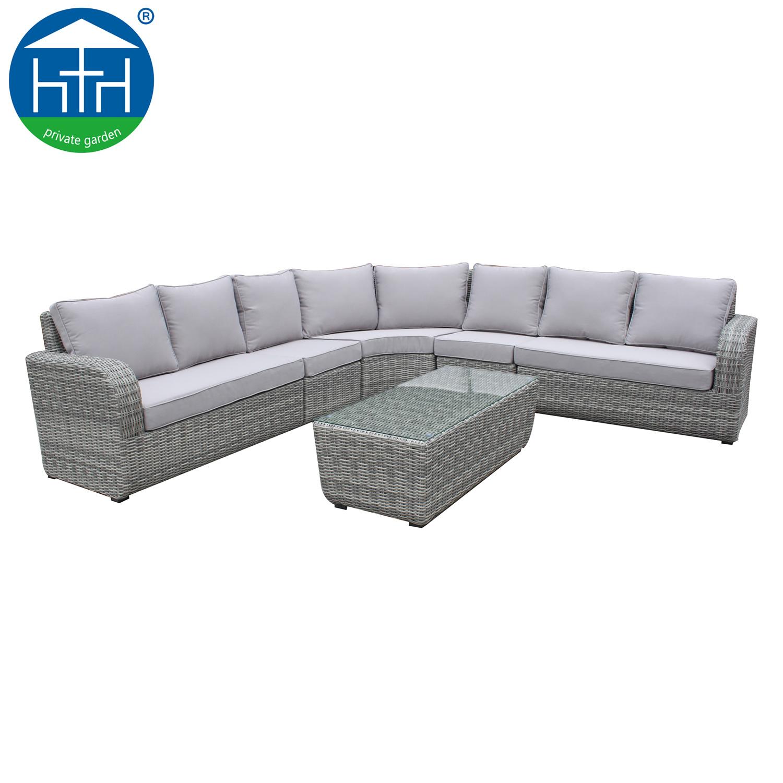 Patio Furniture Sofa Set