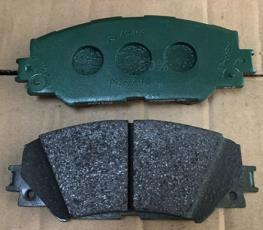 Toyota Brake Pads >> Hot Item Auto Part Automobile Parts Car Spare Parts Brake Pads For Toyota 04465 0t010 04465 Yzz57