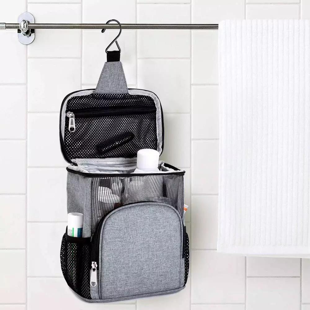 China Large Hanging Toiletry Bag Travel Organizer Makeup Cosmetic ... 7a169558b87c5