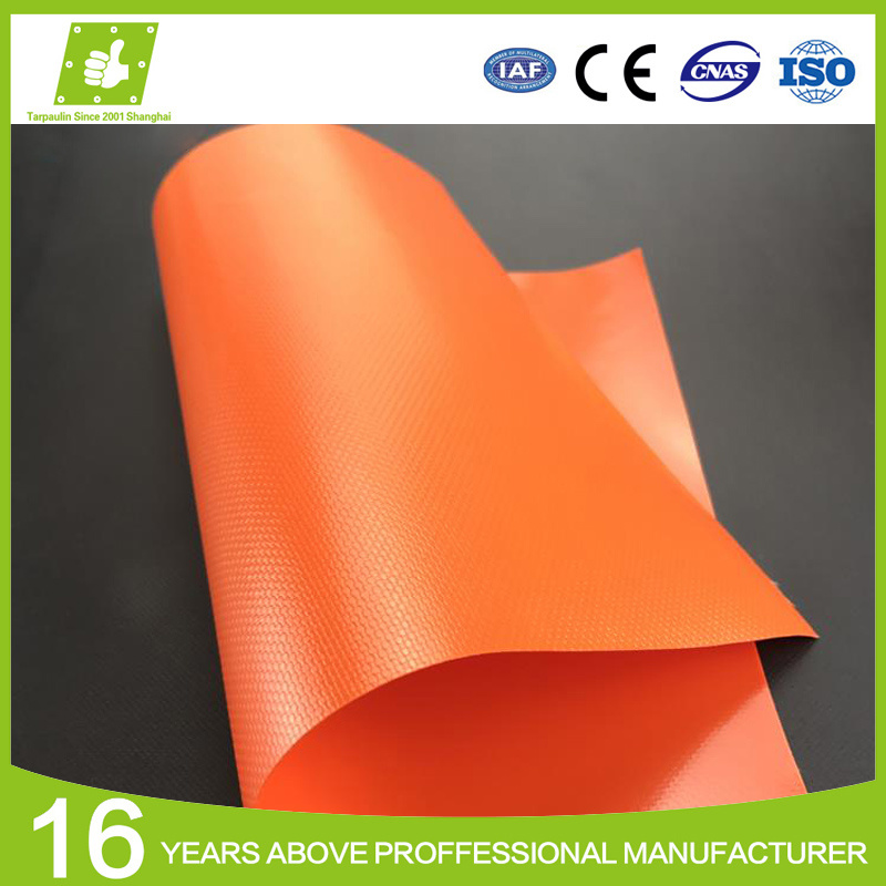 Factory Price Waterproof Flame Retardant Canvas Fabric PVC Tarpaulin pictures & photos