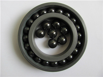 [Hot Item] High Temperature Resistance Ceramic Bearing 6202 Silicon Nitride  Si3n4