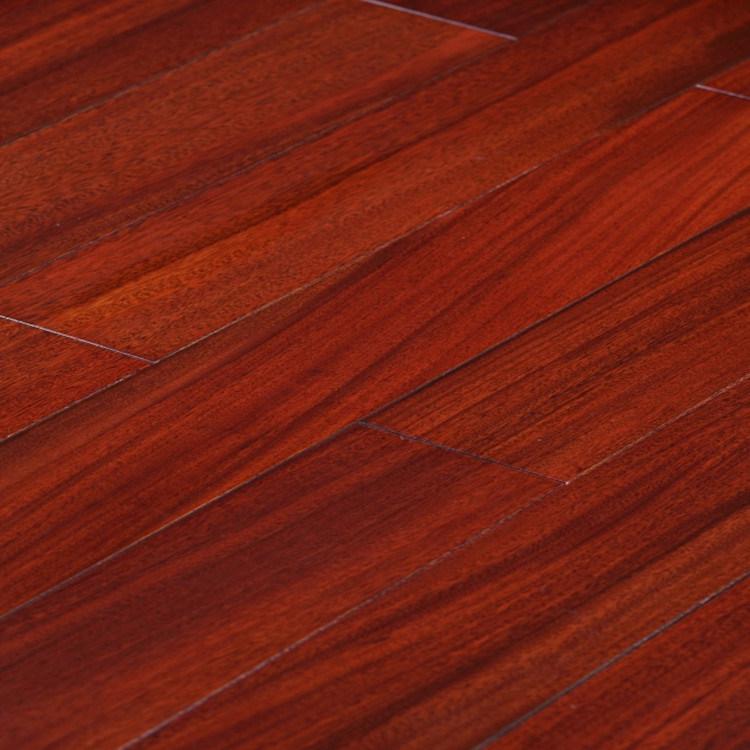 China 18mm Prefinished Odum Real Wood Flooring China