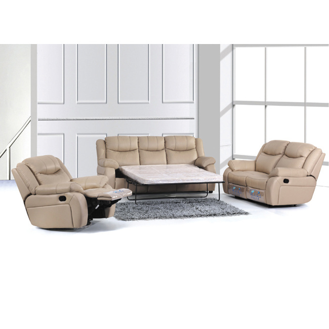 [Hot Item] Contemporary Leather Recliner Sofa 6006B