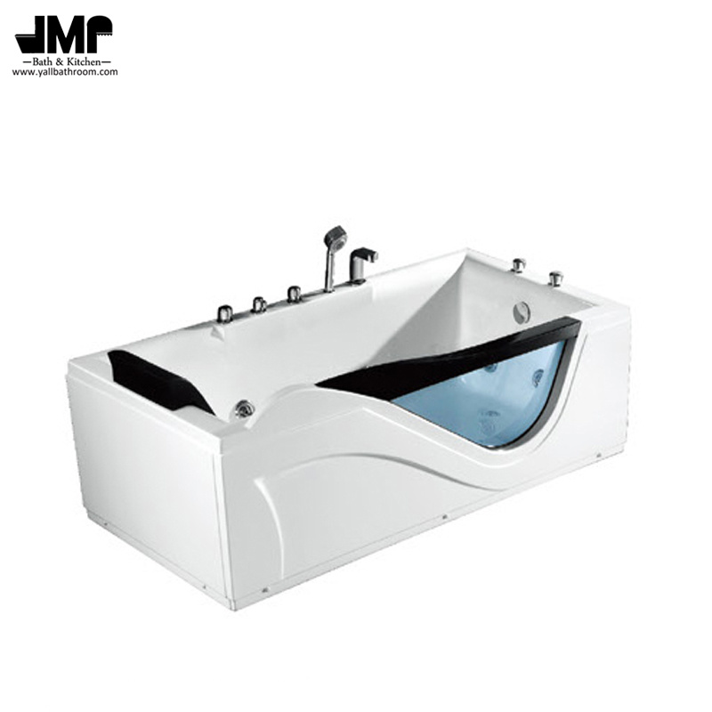 China Air Bubble Baths Acrylic Massage Bathtub Hotel SPA Jacuzzi ...