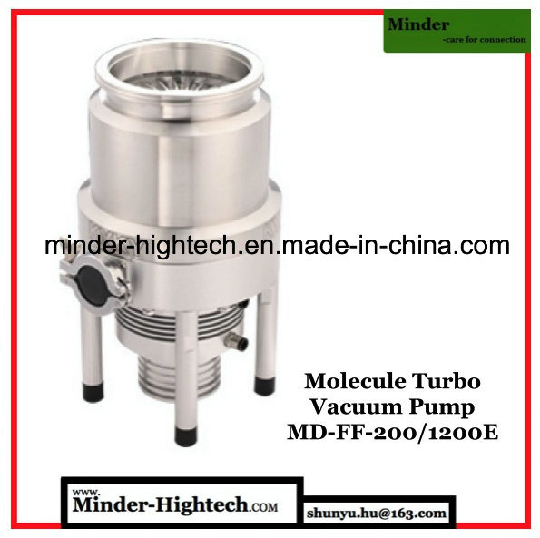 Oil Lubrication Vacuum Turbo Molecular Pump MD-FF-160/620e pictures & photos