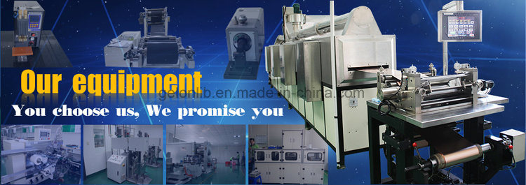 Lithium Battery Machine Plant with One-Stop Service and Turn-Key Project pictures & photos