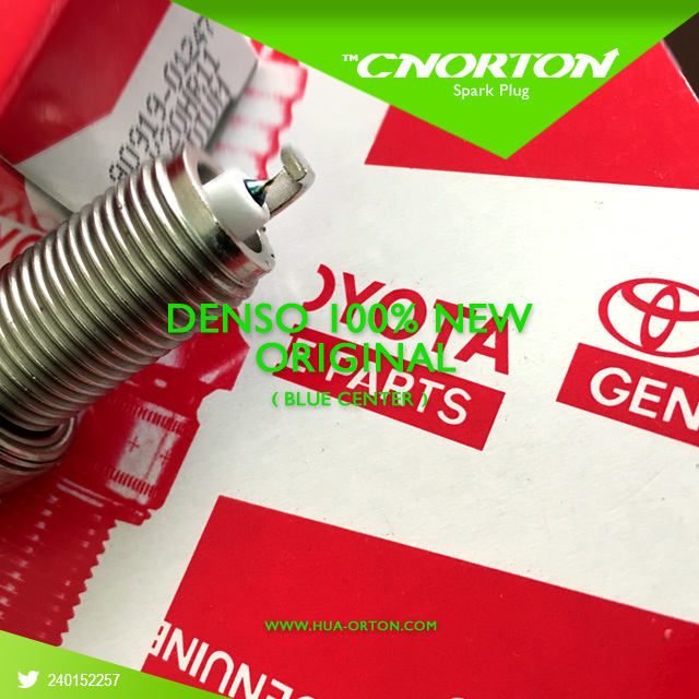 100% Original Blue Denso Hight Quality Spark Plug for Fk20hr11 Toyota 90919-01247 pictures & photos