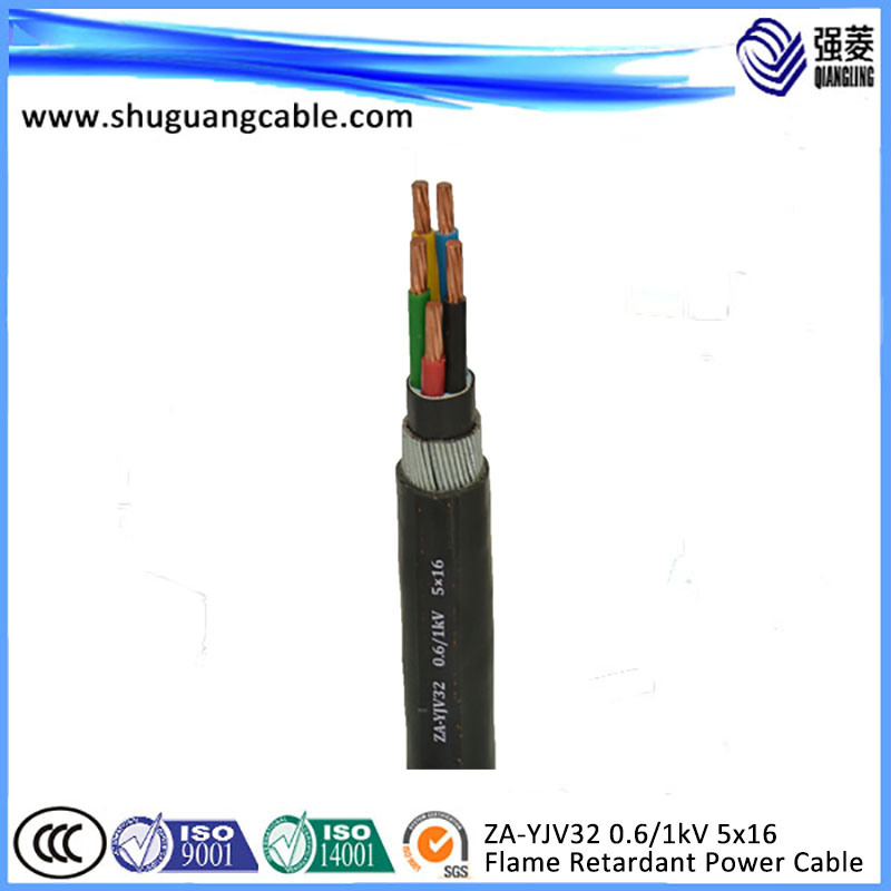China Yjv42 5 Cores XLPE Insulated PVC Sheathed Thick Steel Wire ...