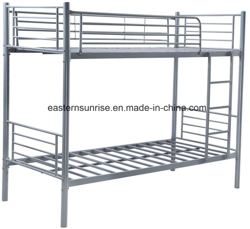 China School Furniture Students Painting Metal Bunk Bed Photos