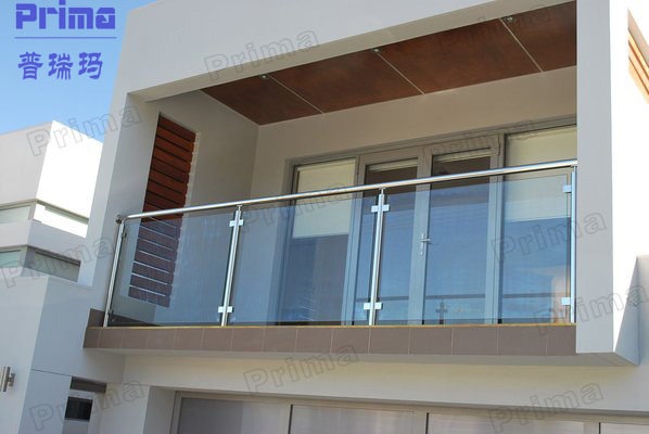 China Terrace Railing Designs Stainless Steel Balustrade