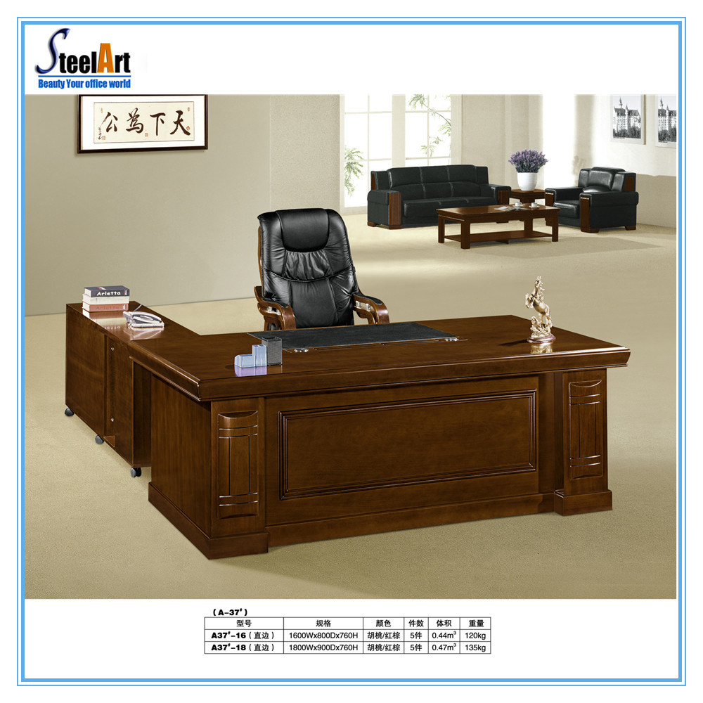 wooden office desks. China Office Furniture Executive Boss Luxury Wooden Desk (FEC-A37) - Furniture, Desks S
