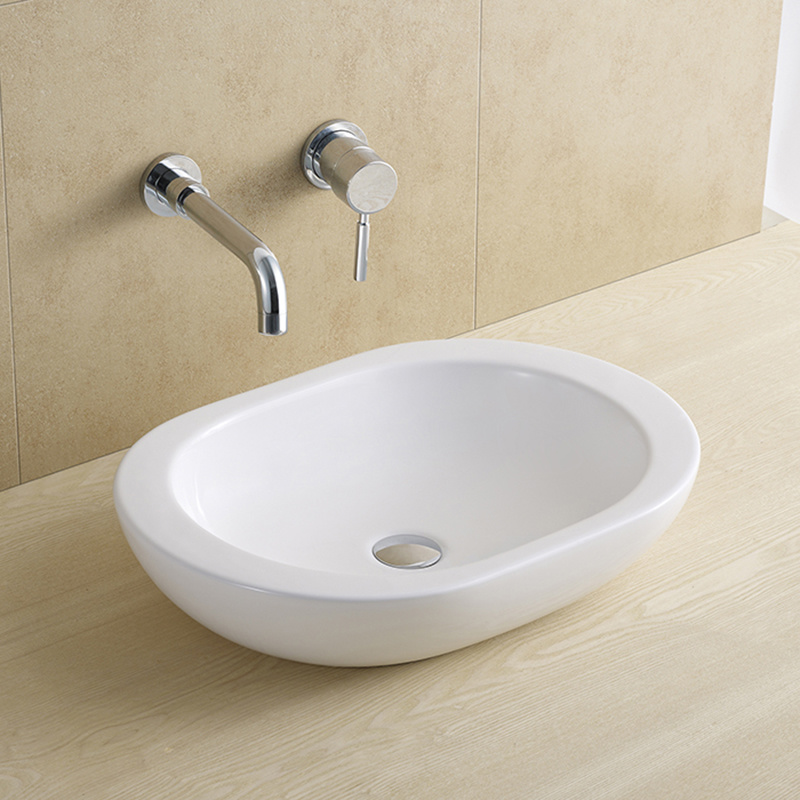 Design Chaozhou Over Counter Wash Basin, Over Counter Bathroom Sink