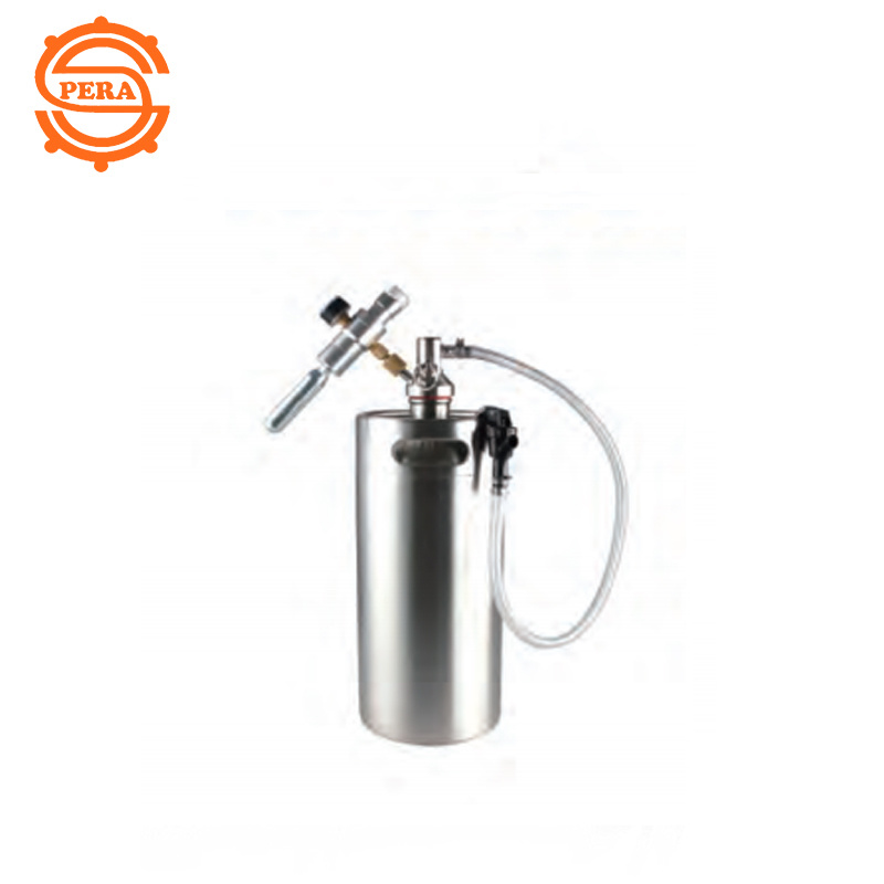 China 128 Ounce Mini Beer Keg Pressurized Growler for Craft Beer ...