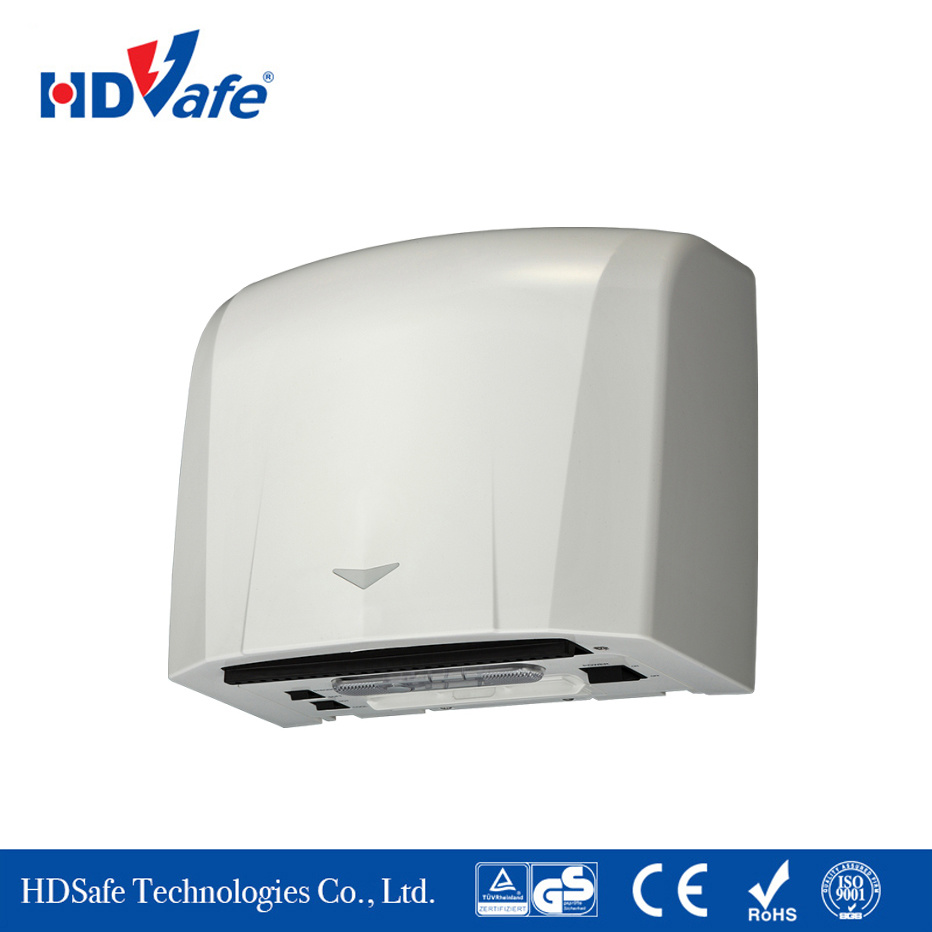 China Canada Hot Sale Premier Black Hand Dryers from Factory